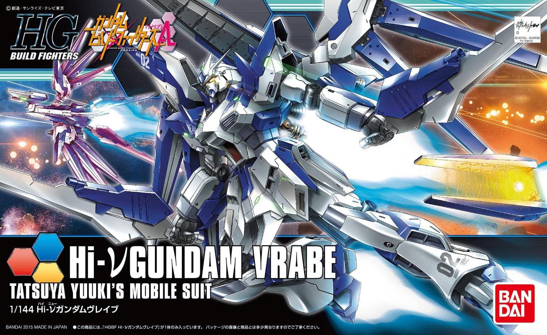 HGBF 1/144 RX-93-ν2V Hi-νガンダムヴレイブ [Hi-ν Gundam Vrabe] 0194865 5055438 4543112948656 4573102554383