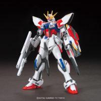HGBF 1/144 GAT-X105B/ST スタービルドストライクガンダム プラフスキーウイング [Star Build Strike Gundam Plavsky Wing] 公式画像1