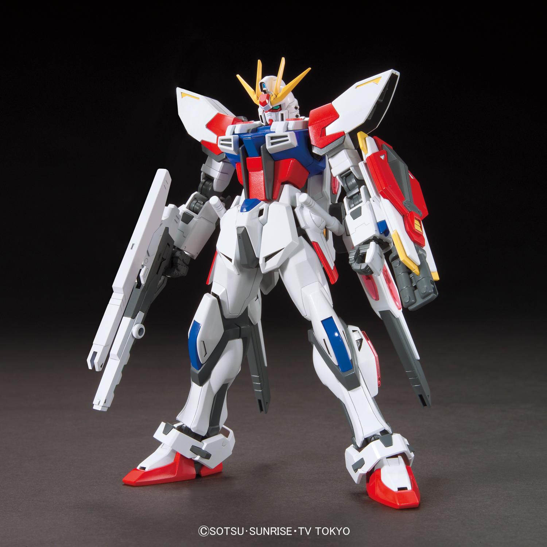 3210HGBF 1/144 GAT-X105B/ST スタービルドストライクガンダム プラフスキーウイング [Star Build Strike Gundam Plavsky Wing]