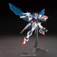 HGBF 1/144 GAT-X105B/ST スタービルドストライクガンダム プラフスキーウイング [Star Build Strike Gundam Plavsky Wing] 公式画像2