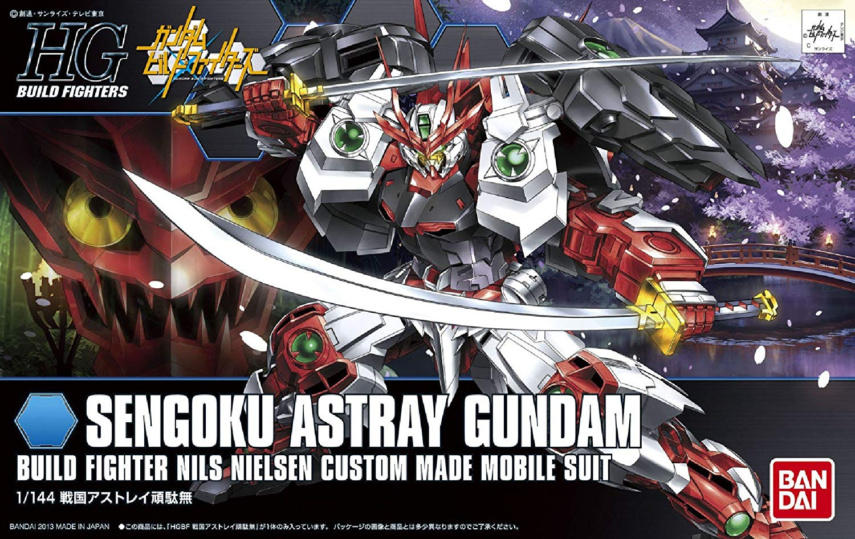 HGBF 1/144 侍ノ弐 戦国アストレイ頑駄無 [Sengoku Astray Gundam]