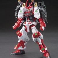 HGBF 1/144 侍ノ弐 戦国アストレイ頑駄無 [Sengoku Astray Gundam] 5057719  0185148 4573102577191 4543112851482