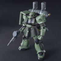 HGTB 1/144 MS-06 量産型ザク+ビッグ・ガン(GUNDAM THUNDERBOLT Ver.) 公式画像2