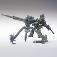 HGTB 1/144 MS-06 量産型ザク+ビッグ・ガン(GUNDAM THUNDERBOLT Ver.) 公式画像3