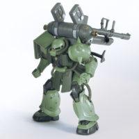 HGTB 1/144 MS-06 量産型ザク+ビッグ・ガン(GUNDAM THUNDERBOLT Ver.) 公式画像5