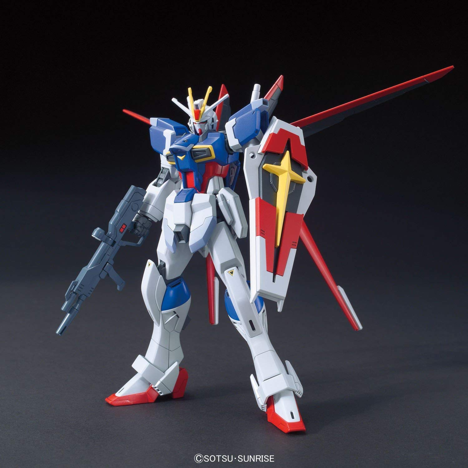 25259HGCE 198 REVIVE 1/144 ZGMF-X56S/α フォースインパルスガンダム [Force Impulse Gundam]