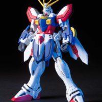HGFC 1/144 GF13-017NJII ゴッドガンダム [G Gundam] 公式画像1