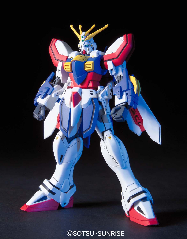 HGFC 1/144 GF13-017NJII ゴッドガンダム [G Gundam](Gガンダム) 4573102582652 5058265 0163118