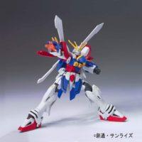 HGFC 1/144 GF13-017NJII ゴッドガンダム [G Gundam] 公式画像2