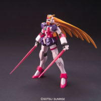 HGFC 1/144 GF13-050NSW ノーベルガンダム(バーサーカーモード) [Nobell Gundam Berserker Mode] 公式画像1