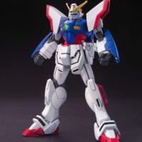 HGFC 1/144 GF13-017NJ シャイニングガンダム [Shining Gundam] 公式画像1