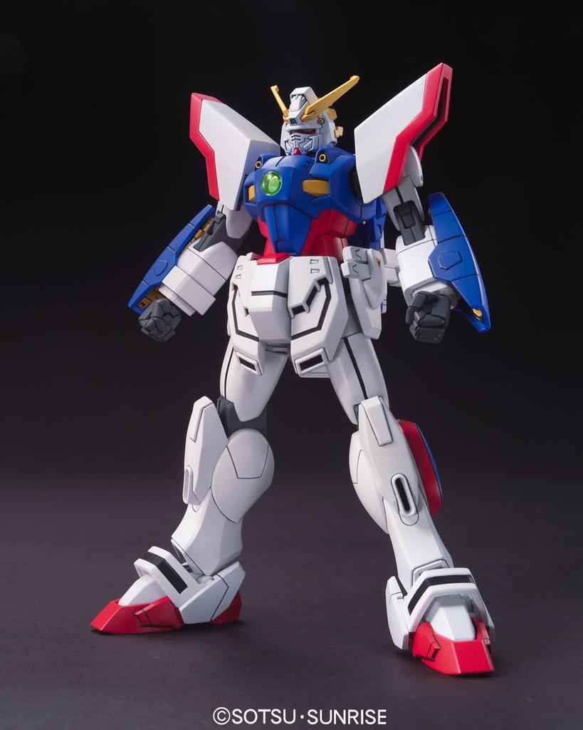HGFC 1/144 GF13-017NJ シャイニングガンダム [Shining Gundam]