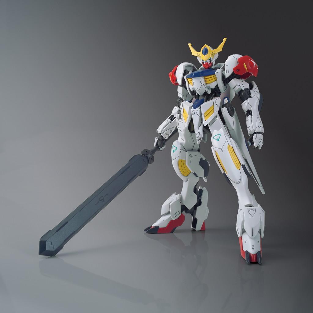 HG 1/144 ASW-G-08 ガンダムバルバトスルプス [Gundam Barbatos Lupus] 5055446 0209064