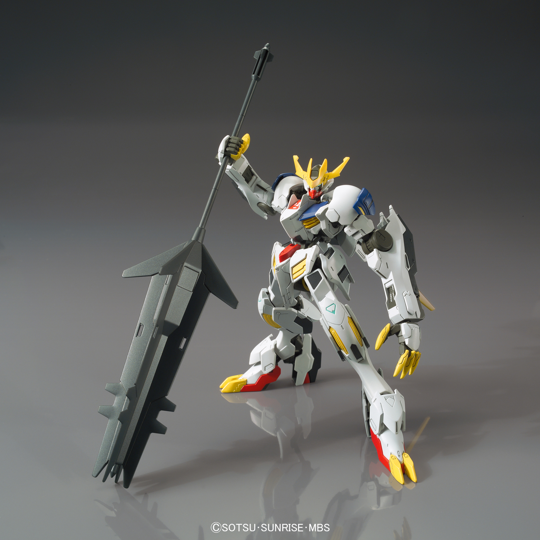 HG 1/144 ASW-G-08 ガンダムバルバトスルプスレクス [Gundam Barbatos Lupus Rex]