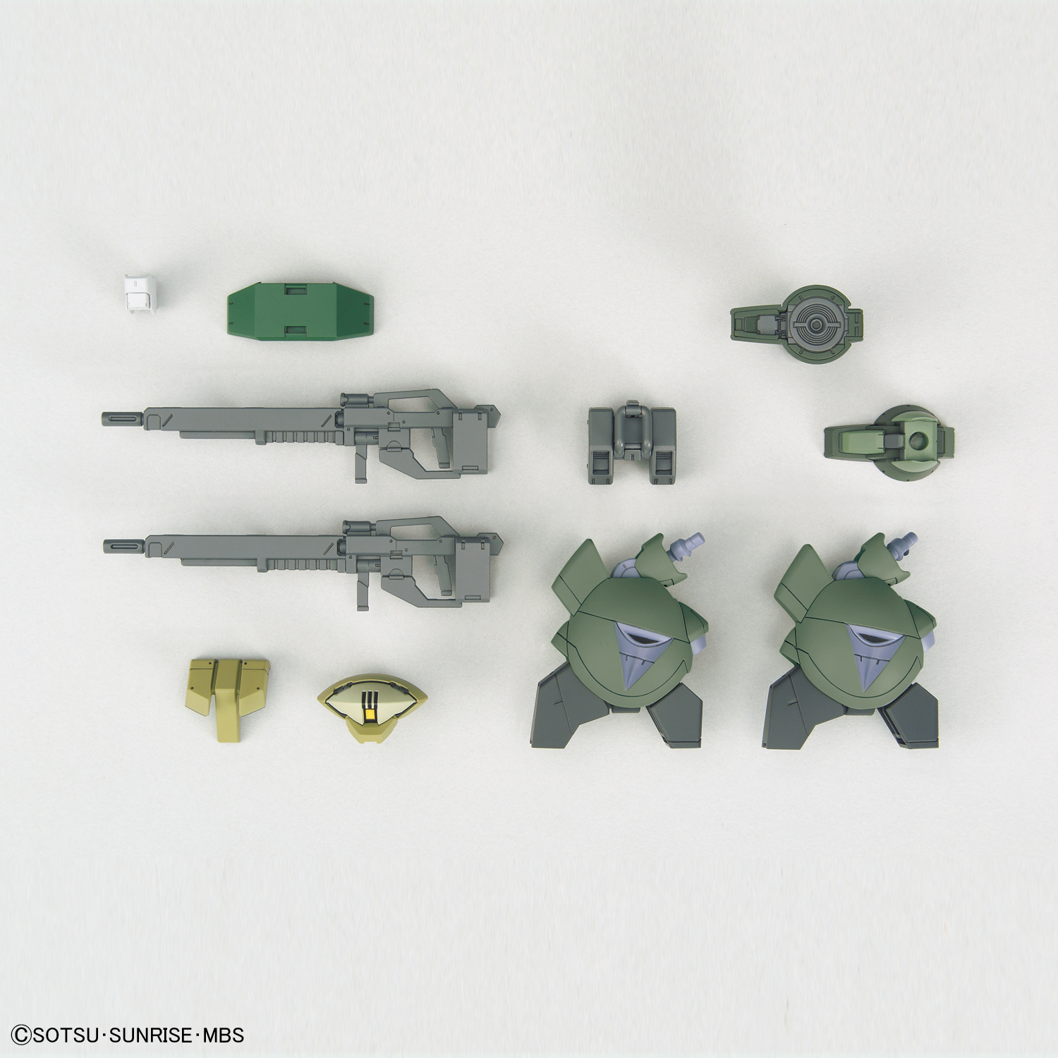 39869HG 1/144 MSオプションセット9 [Mobile Suit Option Set 9] 5055898 0214480 4573102558985 4549660144809