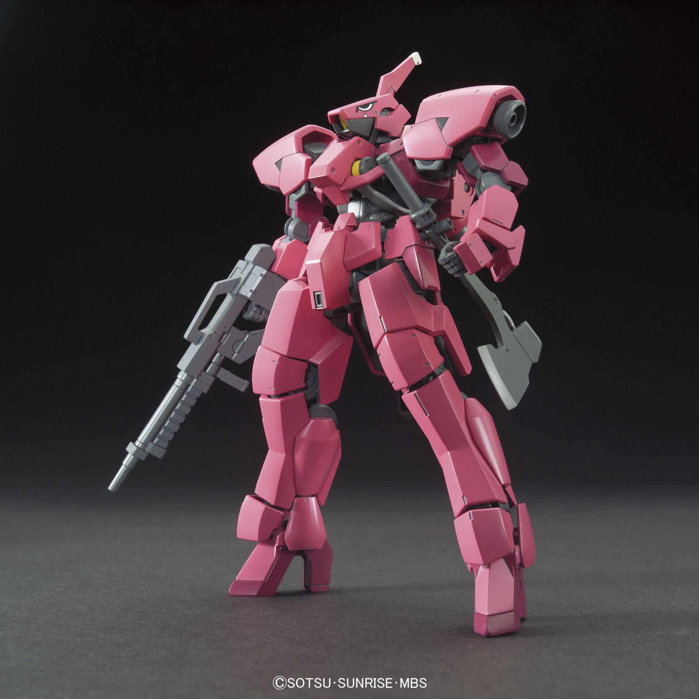 9107HG 1/144 EB-06/tc2 流星号(グレイズ改弐) [Ryusei-Go (Graze Custom II)]