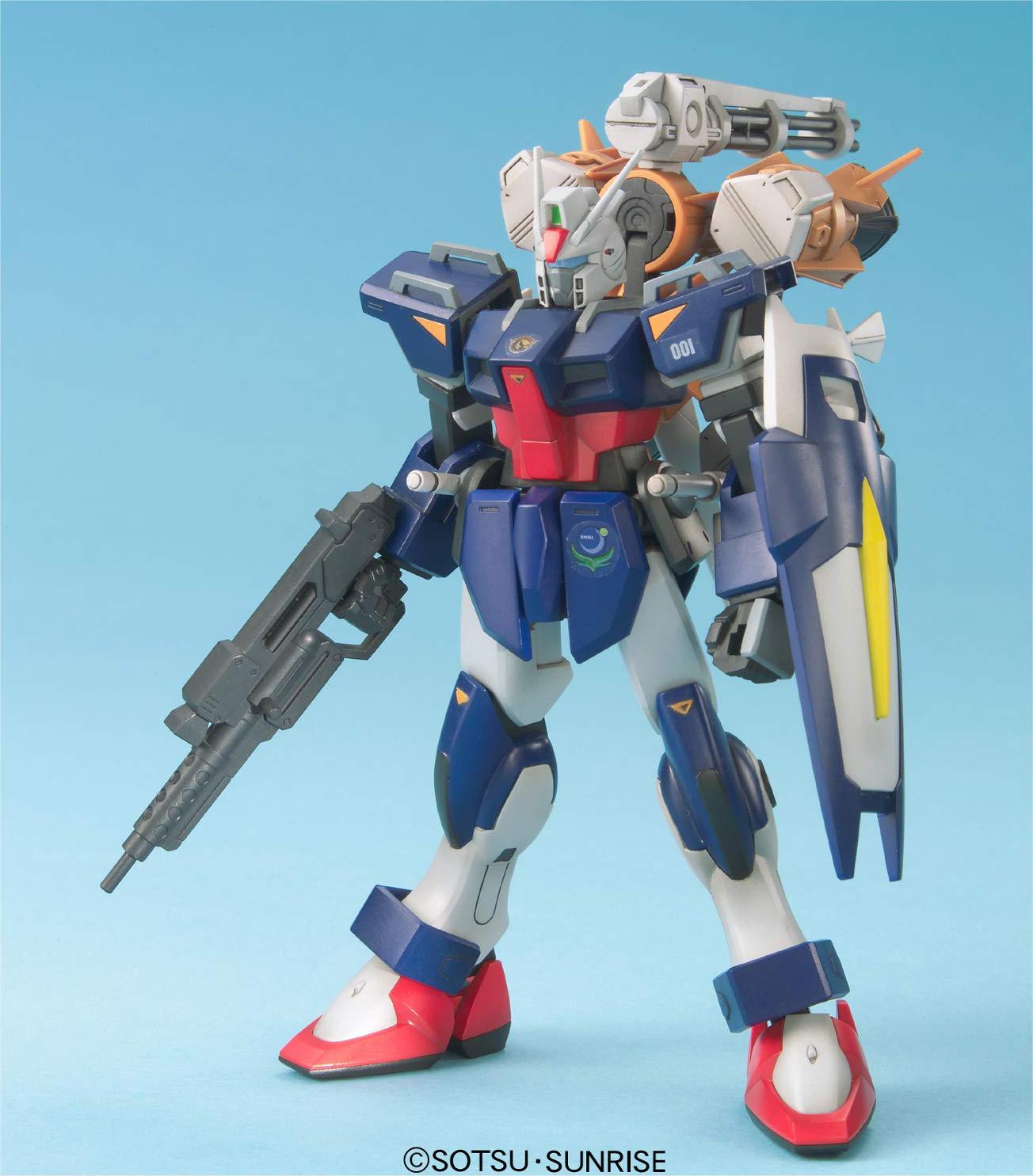 AQM/E-X04 ガンバレルストライカー [Gunbarrel Striker]