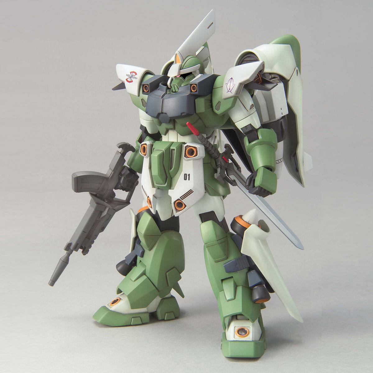 HG 1/144 ZGMF-1017M ジンハイマニューバ [GINN Type High-Maneuver] 4543112256553