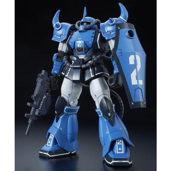 9120HG 1/144 YMS-07A-0 プロトタイプグフ(機動実証機ブルーカラーVer) [Prototype Gouf (Mobility Demonstrator Blue Color)]