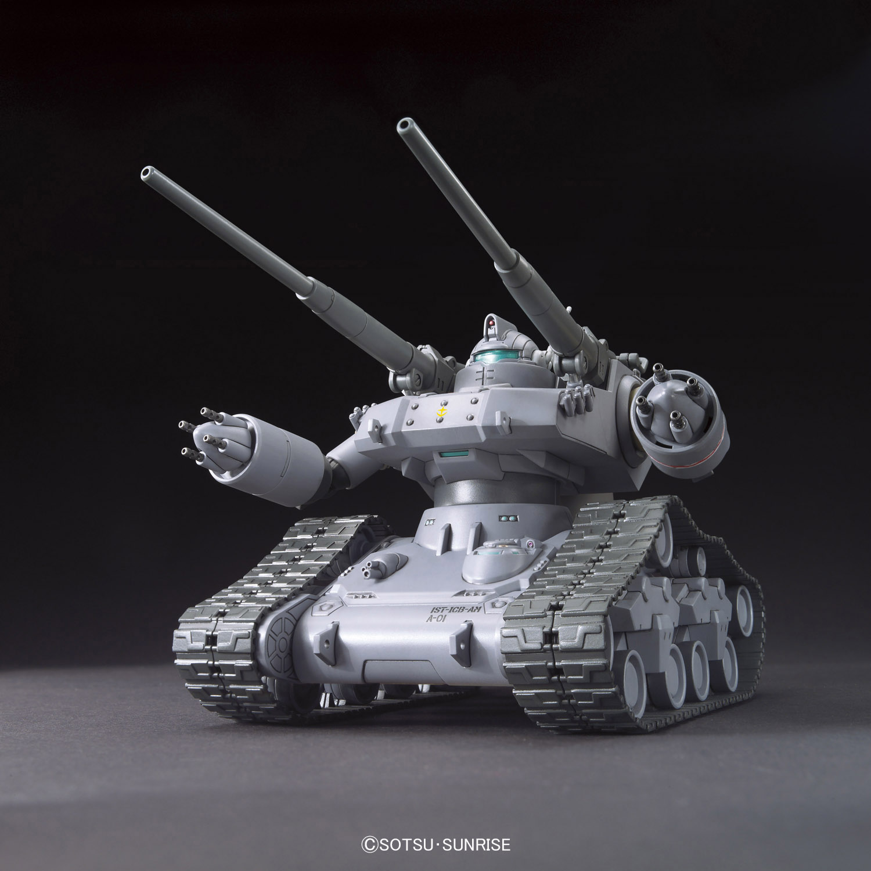 4121HG 1/144 RTX-65 ガンタンク初期型 [Guntank Early Type]