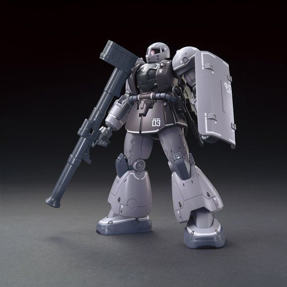 HG 1/144 YMS-03 ヴァッフ [TheORIGIN] [Waff]