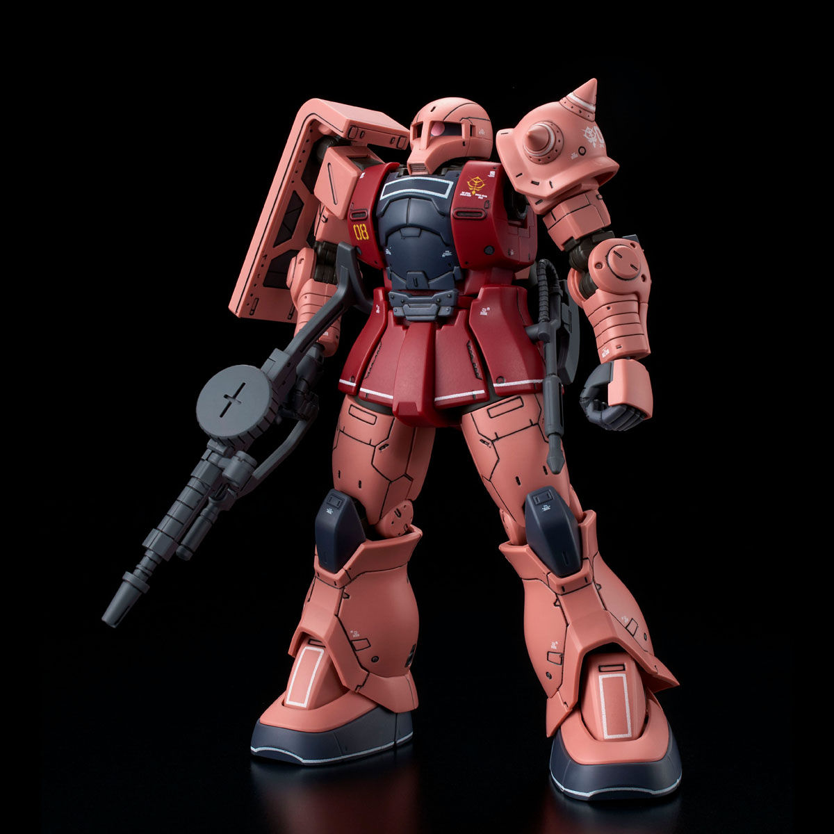 HG  1/144 MS-05S シャア専用ザクI(LIMITED MODEL)