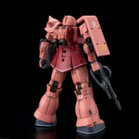 HG  1/144 MS-05S シャア専用ザクI(LIMITED MODEL) 公式画像2