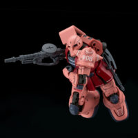 HG  1/144 MS-05S シャア専用ザクI(LIMITED MODEL) 公式画像5
