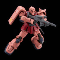HG  1/144 MS-05S シャア専用ザクI(LIMITED MODEL) 公式画像6