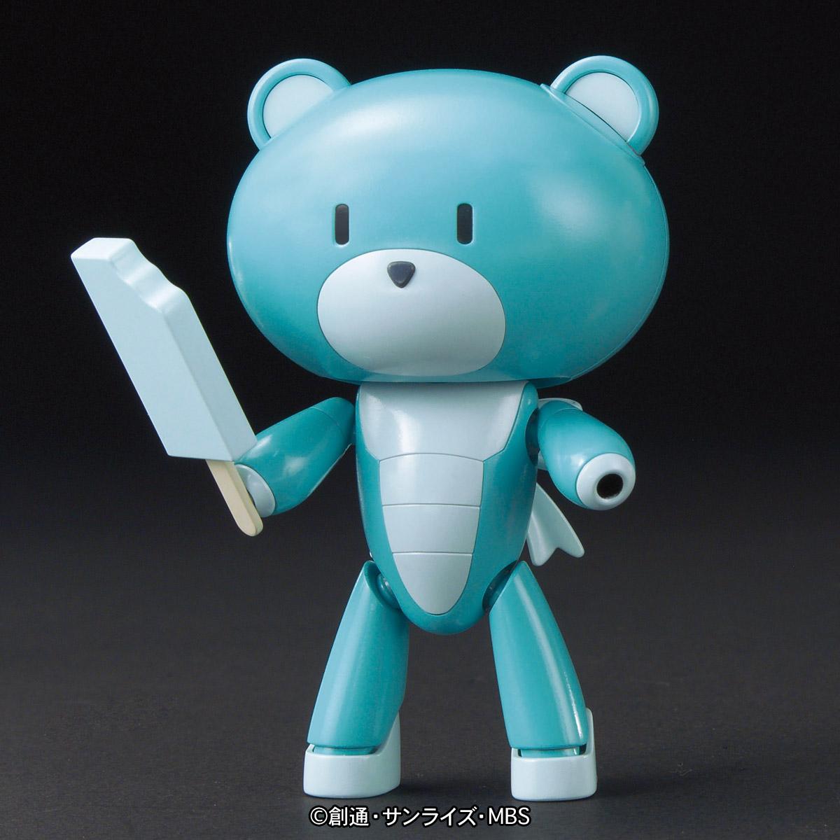 38071HGPG 1/144 プチッガイ ソーダポップブルー&アイスキャンディ [Petit'gguy Sodapop Blue and Ice Candy]