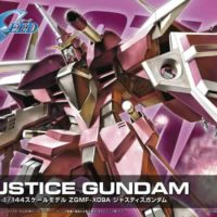 HG 1/144 R14 ZGMF-X09A ジャスティスガンダム [Justice Gundam] パッケージ