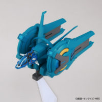 HG 1/144 BPAM-02 G-セルフ用オプションパーツ(宇宙用パック) [Space Pack with Core Fighter]
