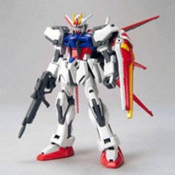 HG 1/144 GAT-X105 エールストライクガンダム [Aile Strike Gundam]