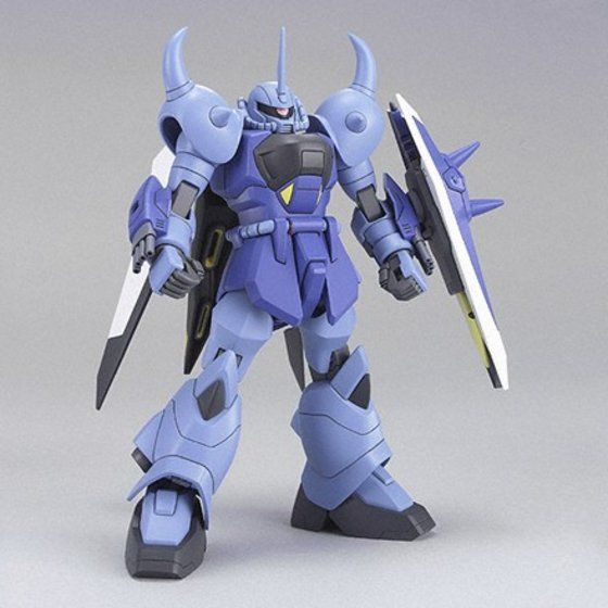 1897HG 1/144 ZGMF-2000 グフイグナイテッド(量産機) [GOUF Ignited Mass Production Colors]