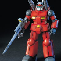 HGUC 001 1/144 RX-77-2 ガンキャノン [Guncannon] 公式画像1