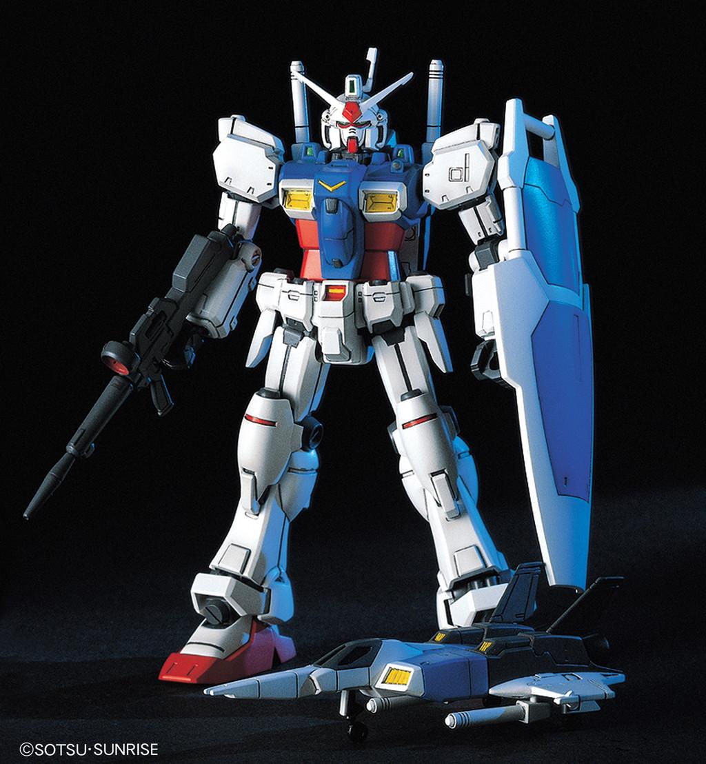 322HGUC 1/144 RX-78GP01 ガンダムGP01 ゼフィランサス [Gundam GP01] 5060965 4573102609656 0077165 4902425771656