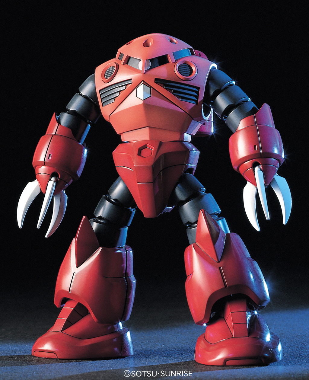 336HGUC 1/144 MSM-07S シャア専用ズゴック [Z'Gok Commander Type (Char Aznable custom)]