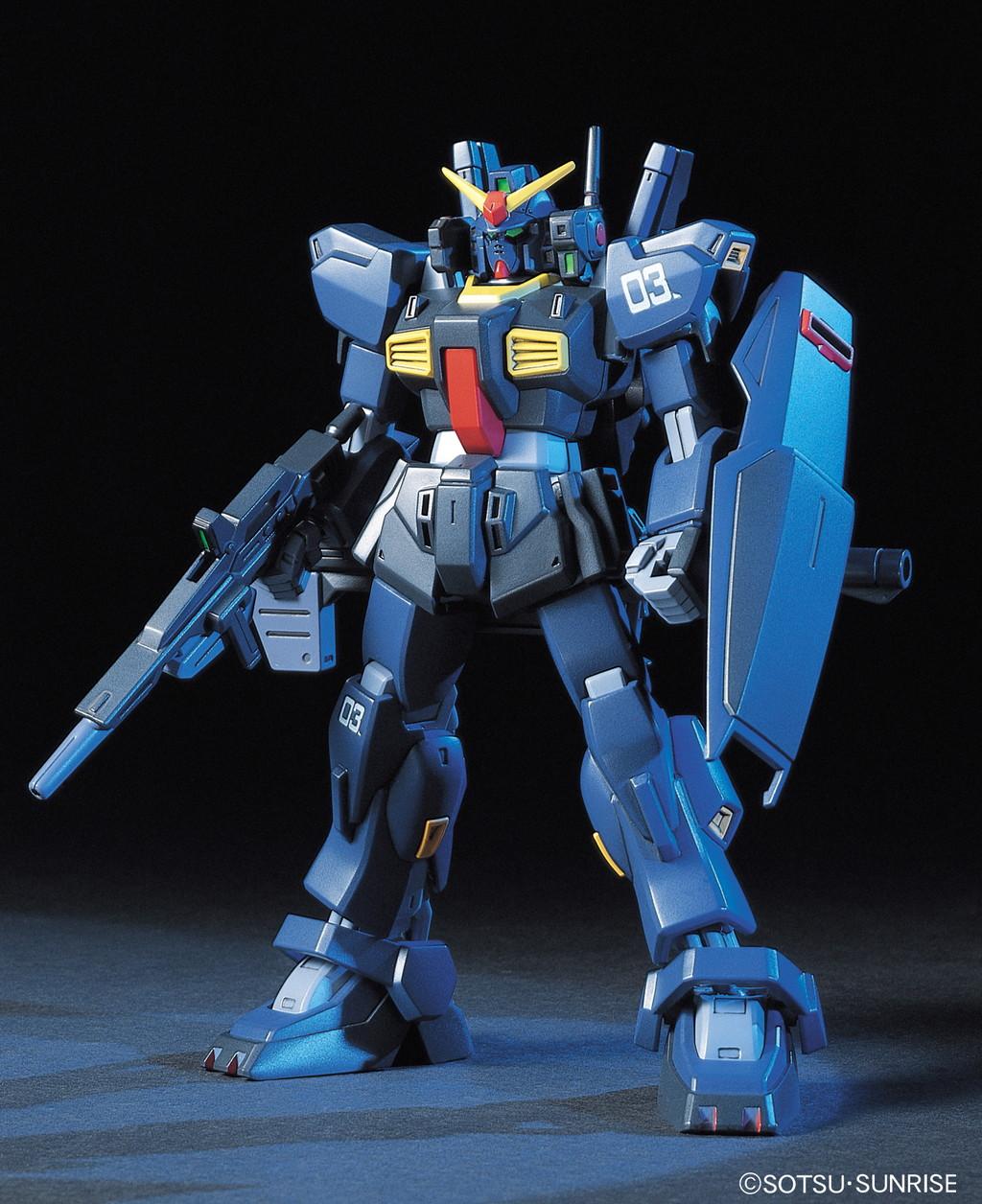 361HGUC 1/144 RX-178 ガンダムMk-II(ティターンズ)[Gundam Mk-II (Titans colors)]