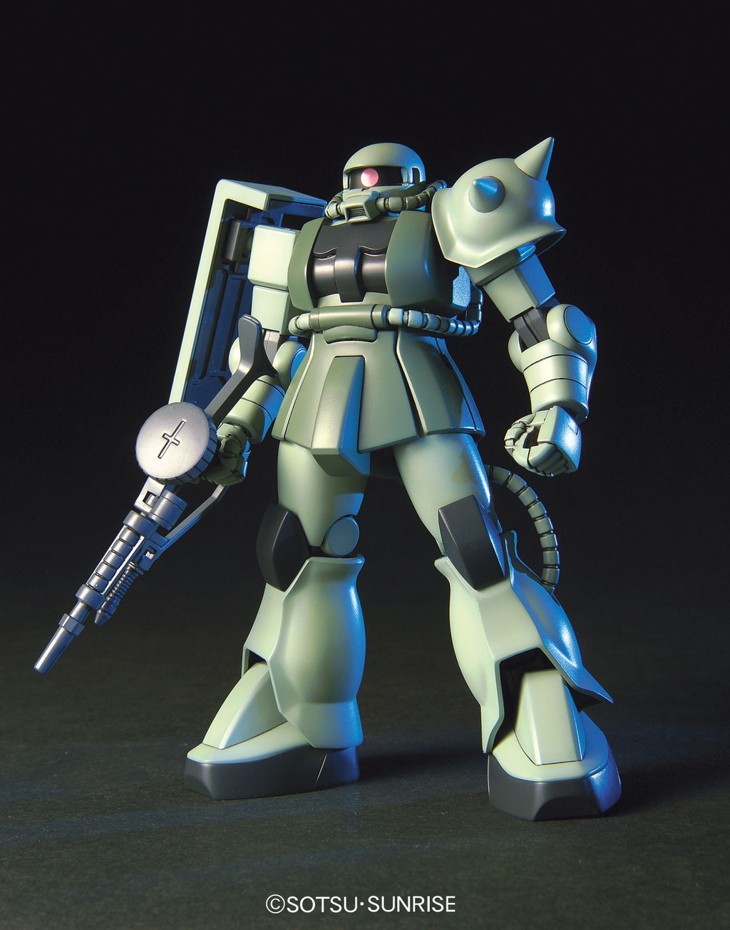 HGUC 1/144 MS-06 量産型ザク [Zaku II]( ザクⅡ) 0122240 5057392 4573102573926