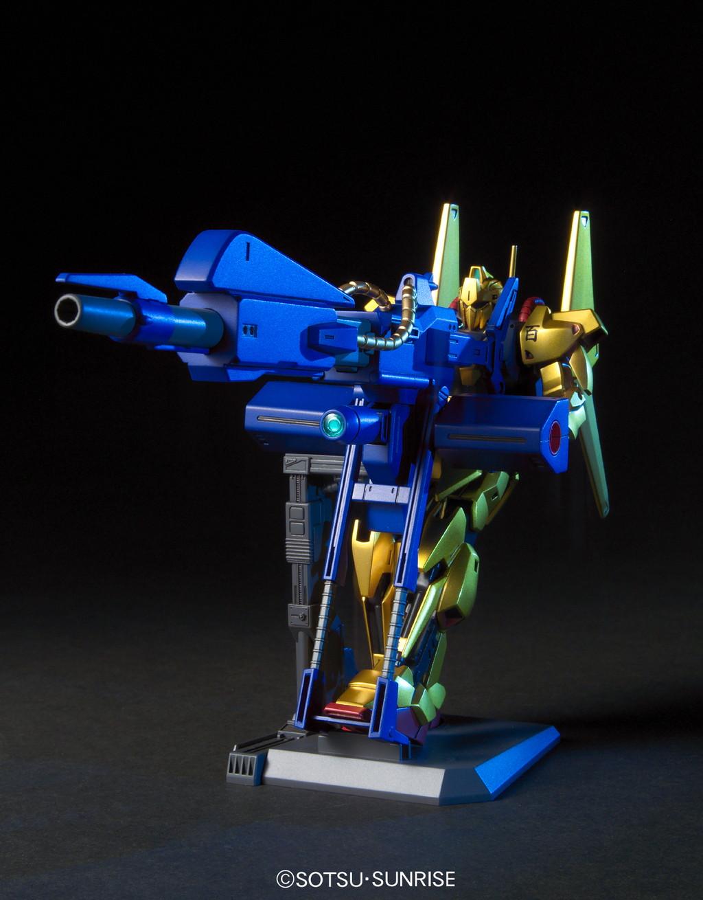 "406HGUC 1/144 MSN-00100 百式+メガバズーカランチャー [Hyaku-Shiki + ""Mega Bazooka Launcher""]"
