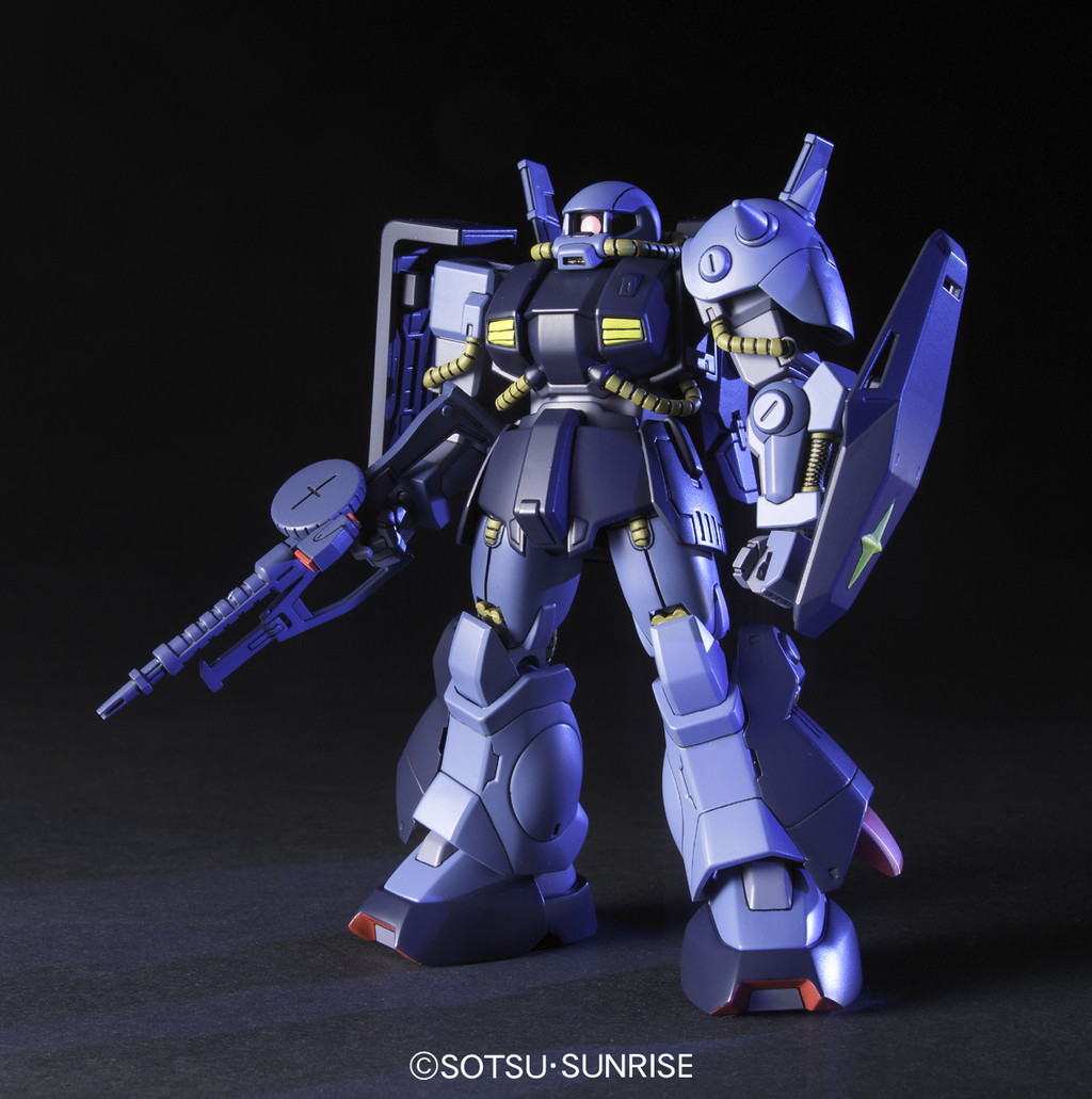 HGUC 1/144 RMS-106 ハイザック(連邦軍カラー)[Hi-Zack (Earth Federation Force colors)] 0137768 5060659 4573102606594