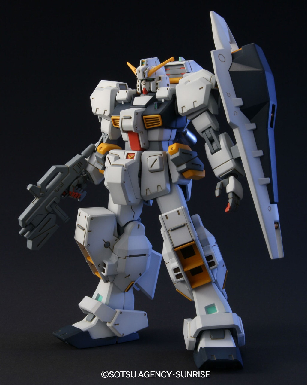 HGUC 1/144 RX-121-1 ガンダム TR-1[ヘイズル改] [Gundam TR-1 'Hazel Custom'] 5055608 0134107