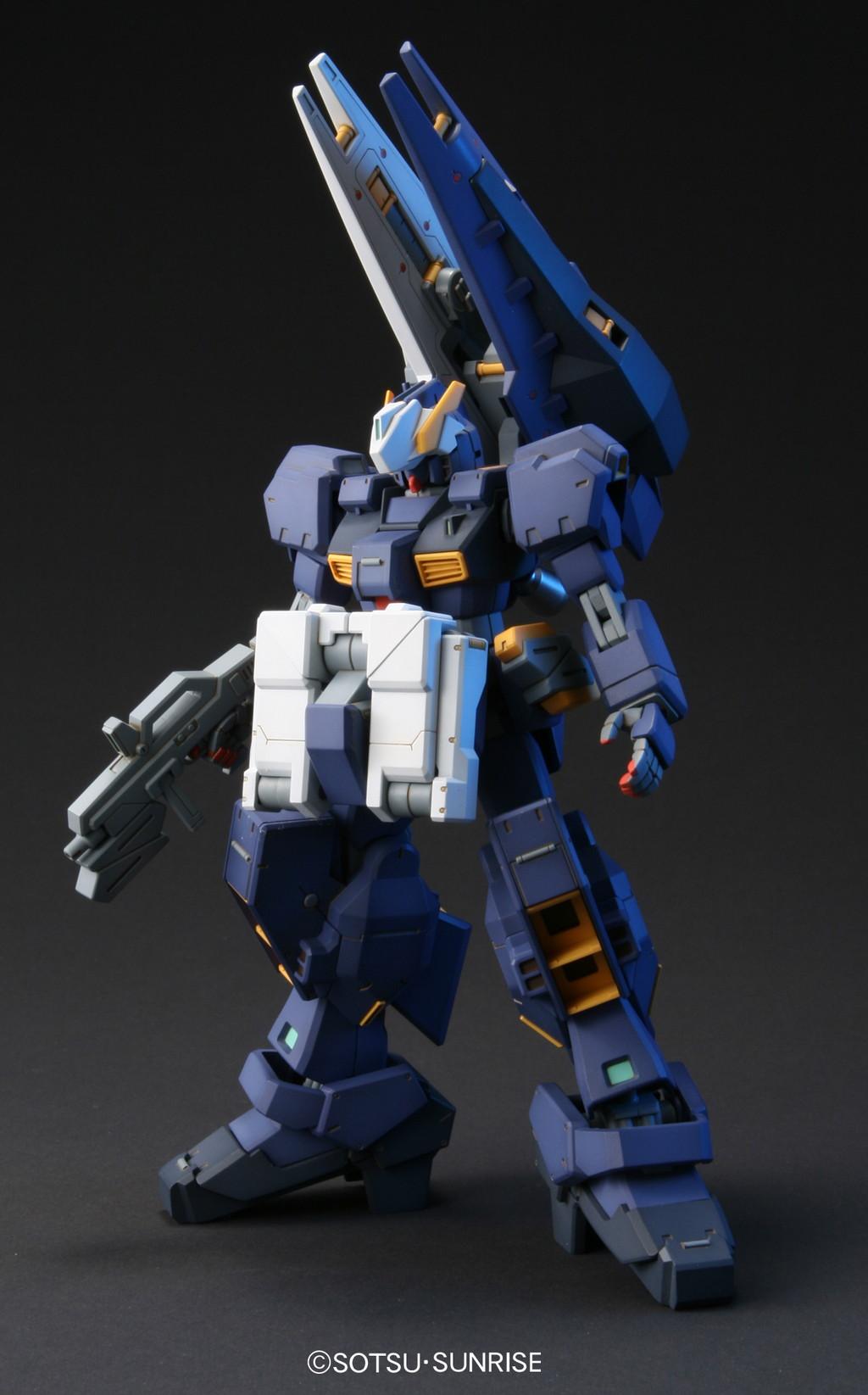 428HGUC 1/144 RX-121-2A ガンダム TR-1[アドバンスド・ヘイズル] [Gundam TR-1 'Advanced Hazel'] 0139592 5060660 4573102606600