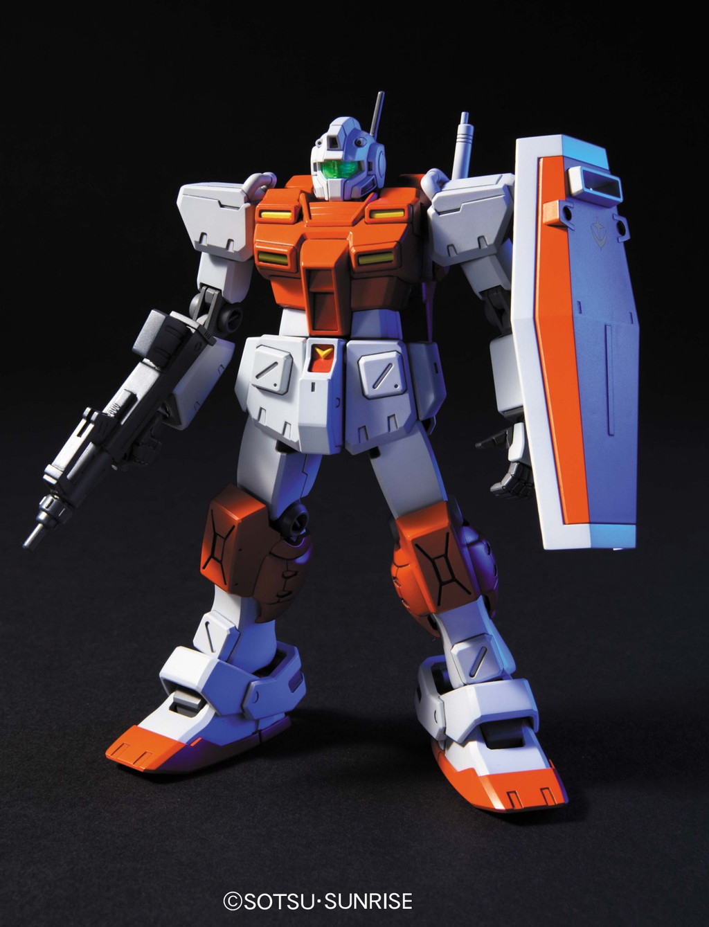 449HGUC 1/144 RGM-79 パワード・ジム [Powered GM]