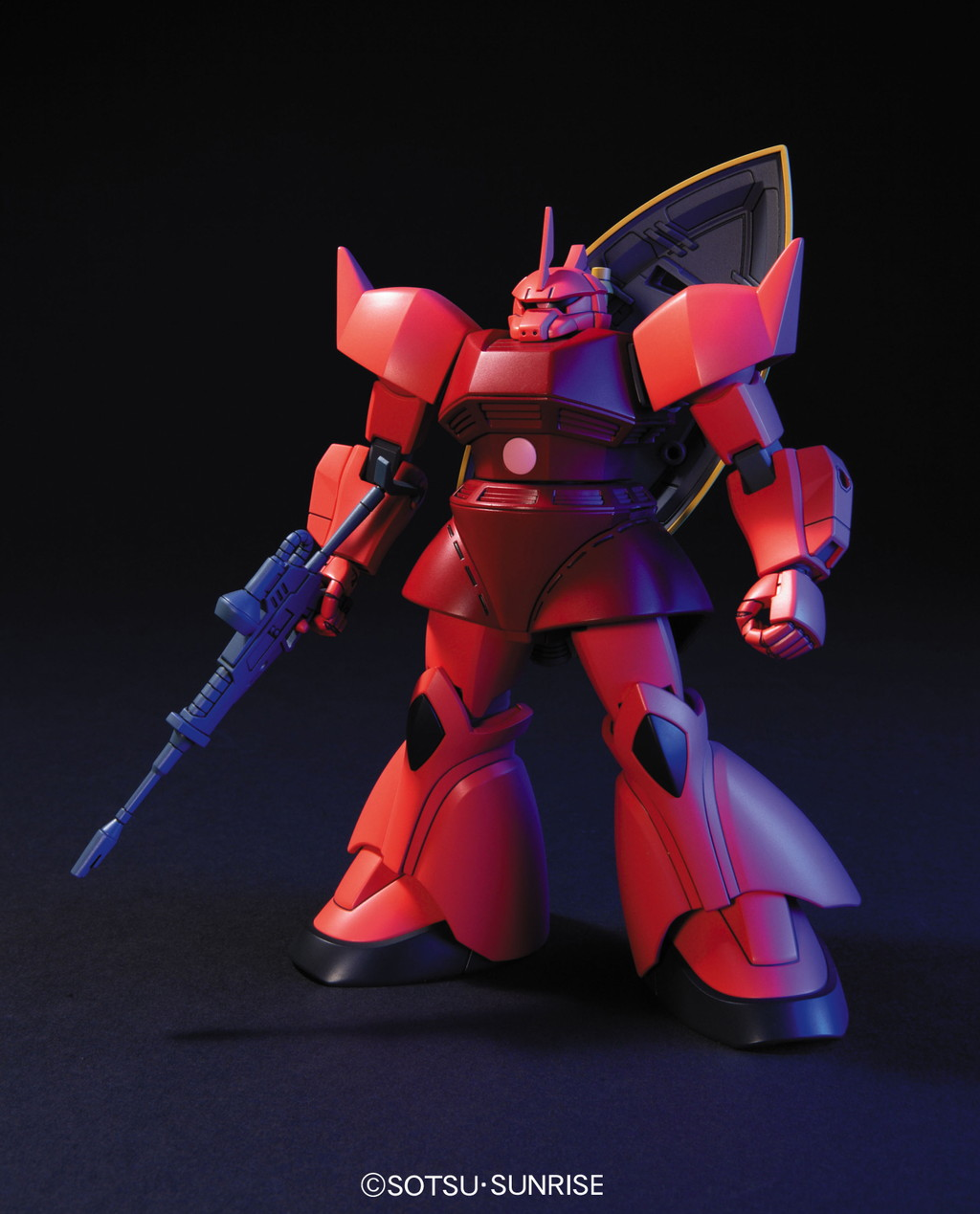 456HGUC 1/144 MS-14S シャア専用ゲルググ [Gelgoog (Char Aznable Custom)]