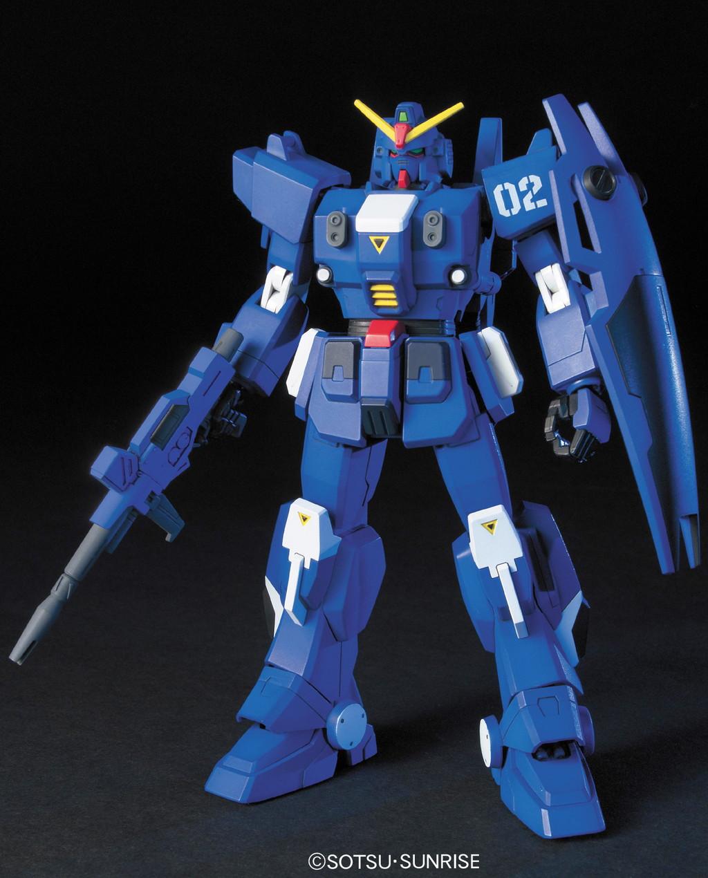 471HGUC 1/144 RX-79BD-2 ブルーディスティニー2号機 [Blue Destiny Unit 2]