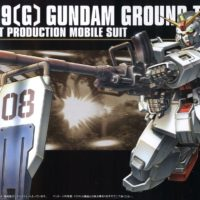 HGUC 1/144 RX-79[G] 陸戦型ガンダム パッケージ