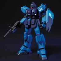 HGUC 1/144 RX-79BD-1 ブルーディスティニー1号機 [Blue Destiny Unit 1] 公式画像1