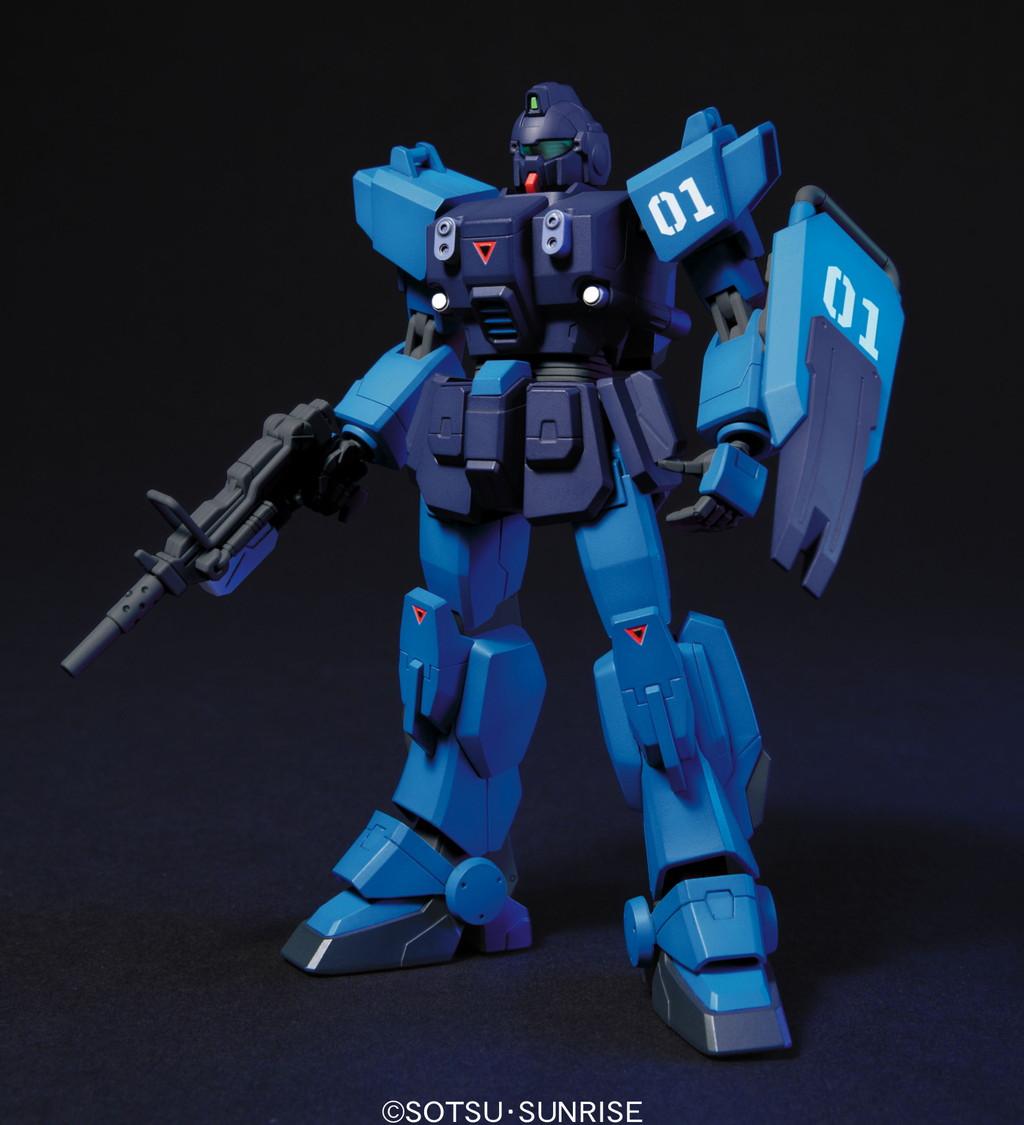 RX-79BD-1 ブルーディスティニー1号機 [Blue Destiny Unit 1]