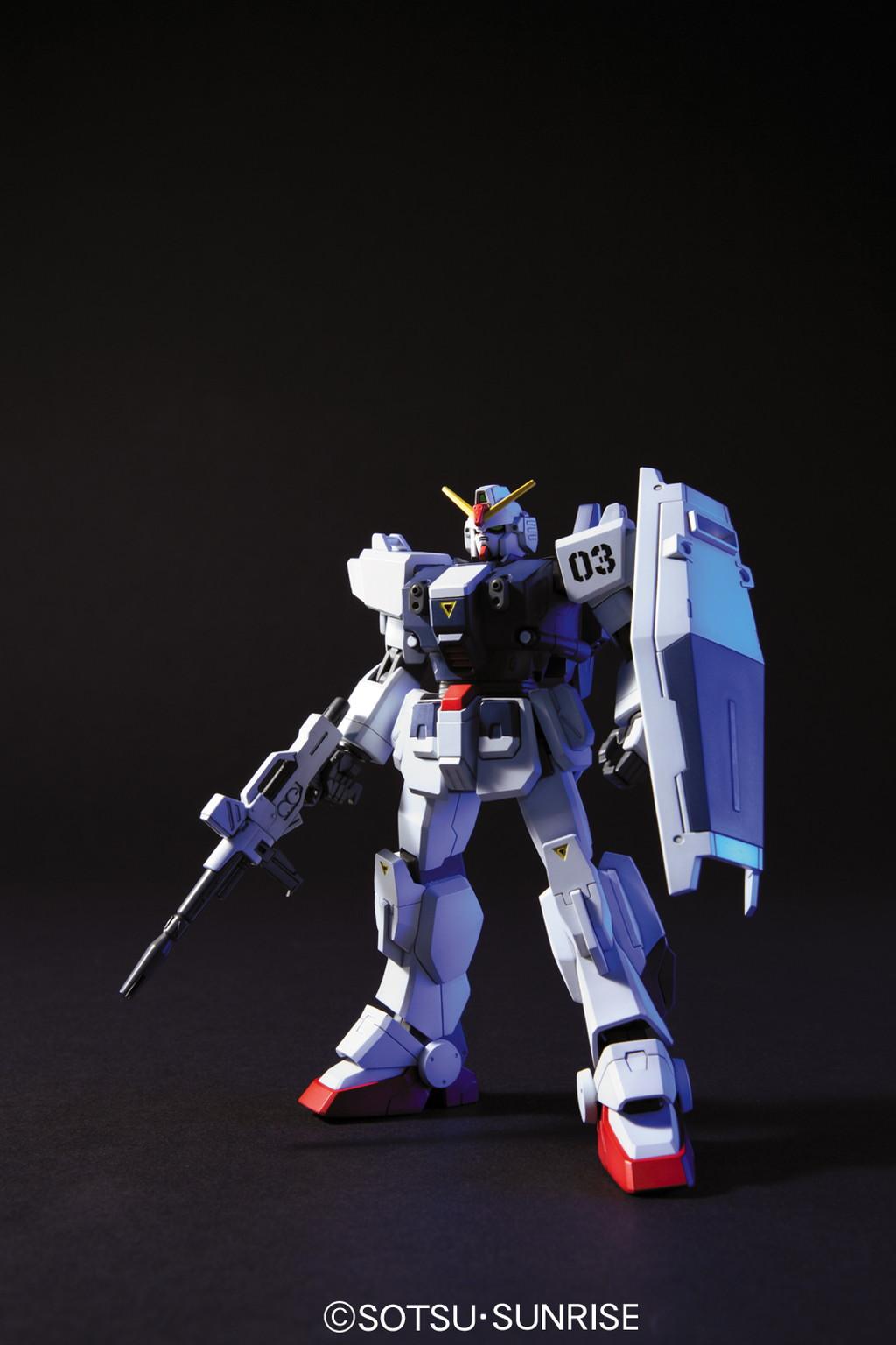 482HGUC 1/144 RX-79BD-3 ブルーディスティニー3号機 [Blue Destiny Unit 3]